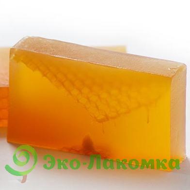 Мыло натуральное медовое, 100 г