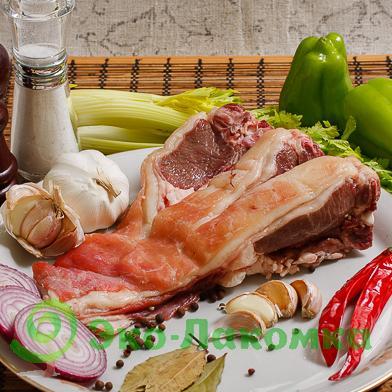 Баранья корейка (каре барашка), 1 кг