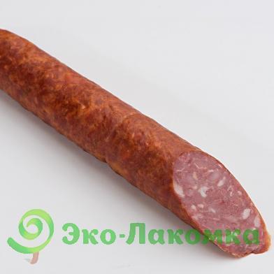 Колбаса Станичная премиум класс варено-копченая, 1 кг