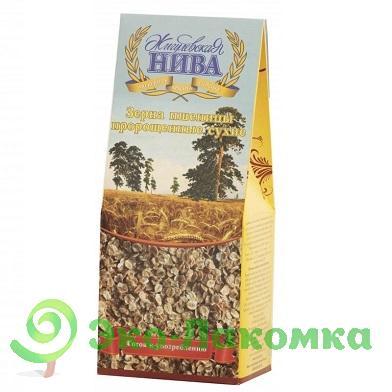 Зерна пшеницы пророщенные сухие Жигулевская нива, 200 г