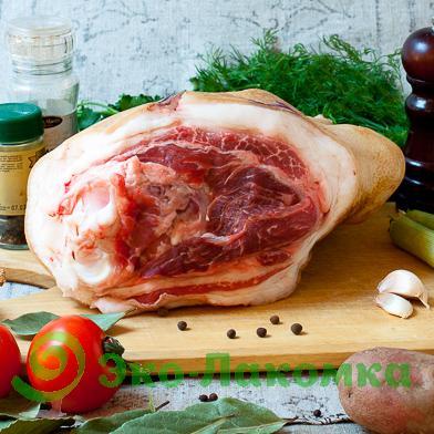 Свиная бульонка (для холодца), 1 кг